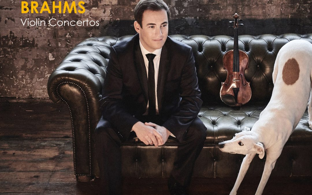 Jack Liebeck plays the Violin Concertos by Schoenberg & Brahms [Orchid Classics]
