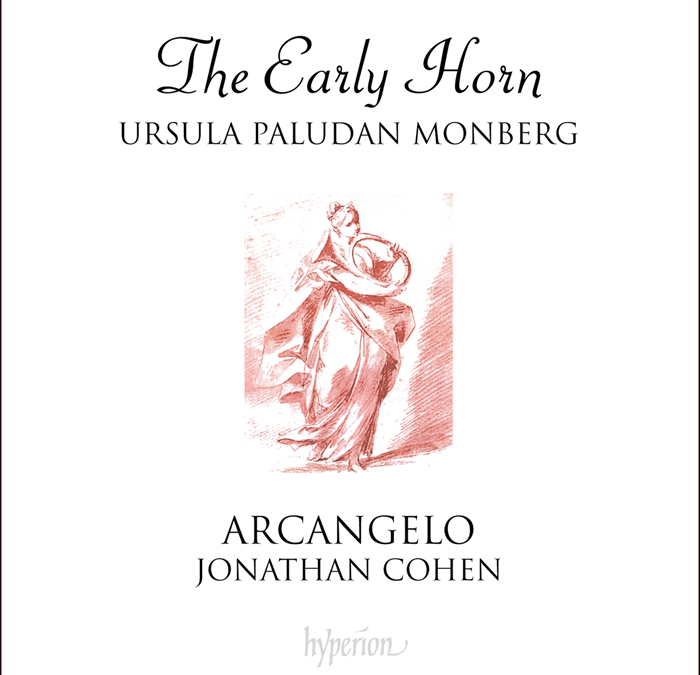 The Early Horn – Ursula Paludan Monberg [Hyperion]