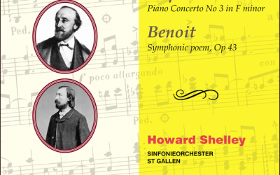 The Romantic Piano Concerto #80 – Howard Shelley plays Dupont & Benoit [Hyperion]
