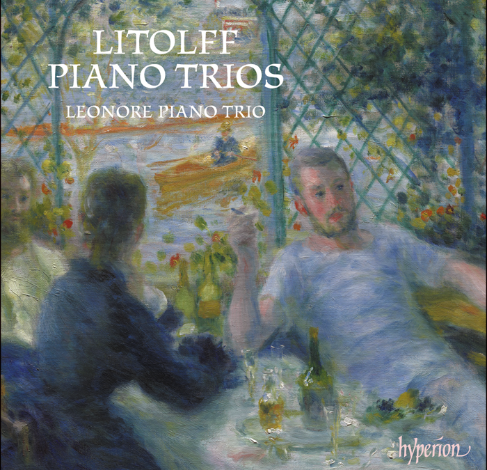 Leonore Piano Trio plays Litolff [Hyperion]