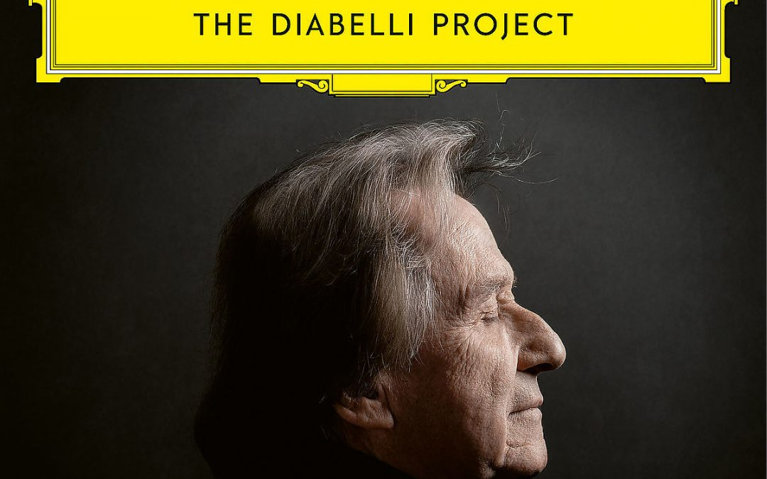 Beethoven 250 – Rudolf Buchbinder: The Diabelli Project [Deutsche Grammophon]
