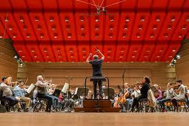 """The Bergen Philharmonic Orchestra celebrate Grieg and the """"opening up"""" of live concerts at the Grieghallen."""