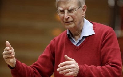 Once the coast is clear of Covid-19 restrictions, Herbert Blomstedt, now 92, has announced that he will record the Schubert Symphonies, and those by Berwald, with the Leipzig Gewandhaus Orchestra.