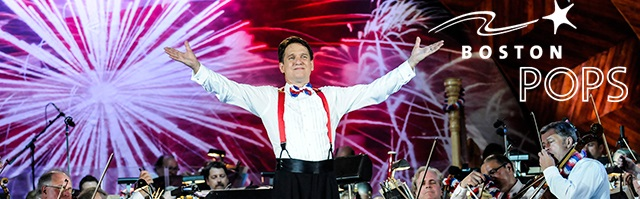 The Boston Pops Announces Star-Studded Broadcast.