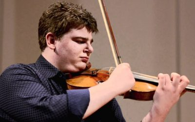 Two internationally acclaimed violinists appointed to music faculty at Southern Methodist University.