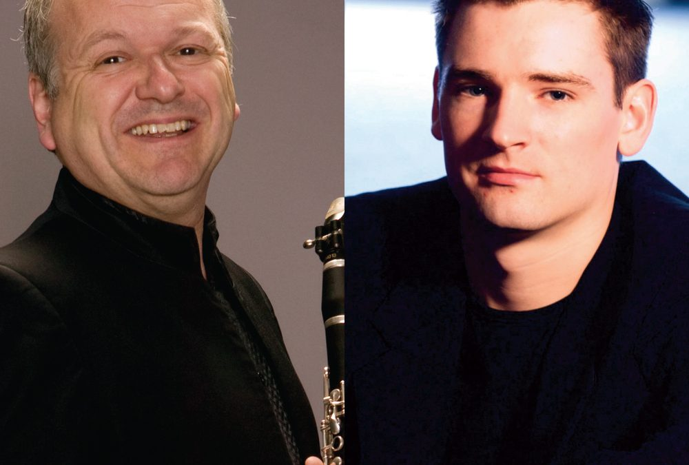 Michael Collins & Michael McHale @ Wigmore Hall – Clarinet & Piano – Live on BBC Radio 3 and in HD Video.