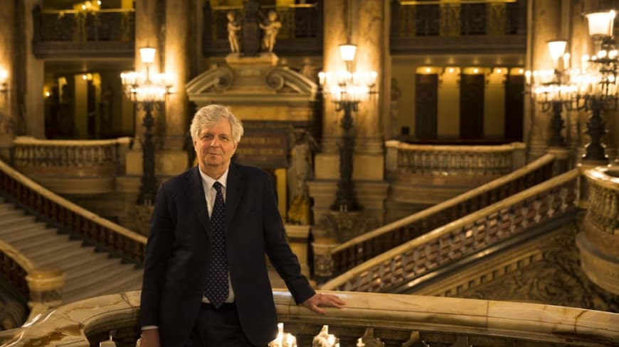 Paris Opera Postpones Season; General Director to Exit Early.
