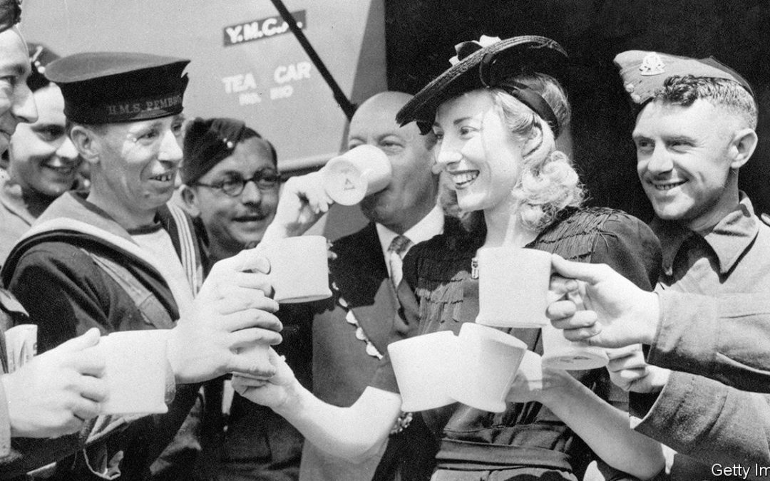 Music and theatre stars come together to record tribute to Dame Vera Lynn.