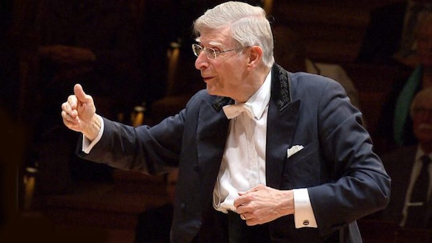 On his 93rd birthday, Herbert Blomstedt conducts the Bamberg Symphony Orchestra in Honegger & Brahms.