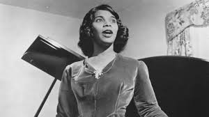 Marian Anderson's Home Suffers Severe Flooding.