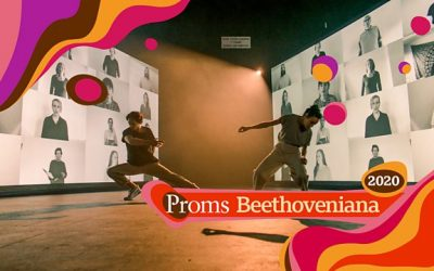 The First Night of BBC Proms 2020 – premiere of Iain Farrington's Beethoveniana/Grand Virtual Orchestra || From the Proms Archive, recorded @ Royal Albert Hall: Beethoven PC 3/Levit & Gardner | Birtwistle Panic/Harle, Clarvis & Davis | Mahler 3/Abbado.