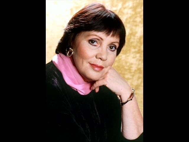 Many Happy Returns to mezzo-soprano Brigitte Fassbaender, 81 today.