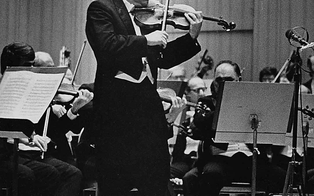 Many Happy Returns to Norman Carol, concertmaster of the Philadelphia Orchestra for three decades (for Ormandy, Muti and Sawallisch), 92 today.