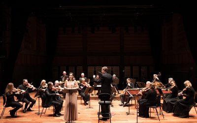 Classical Opera and The Mozartists launch their 'Pay it Forward' Appeal.