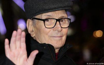 Sad news: Ennio Morricone, Oscar-winning film composer, dies at the age of 91.