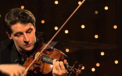 Many Happy Returns to Noah Bendix-Balgley, First Concertmaster of the Berliner Philharmoniker, 36 today.