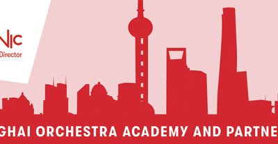 New York Philharmonic: Shanghai Orchestra Academy and Partnership, Summer 2020.