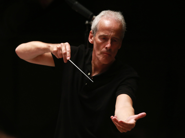 Many Happy Returns to Paul Daniel, music director of Orchestre National Bordeaux Aquitaine and principal conductor & artistic director of Real Filharmonia de Galicia, 62 today.