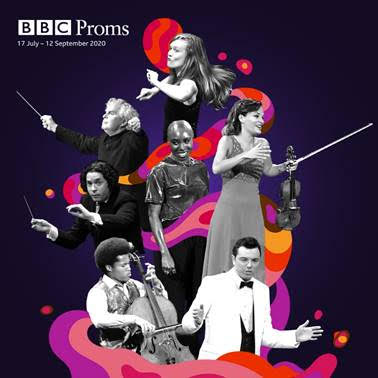 Don't Panic: starts tonight, July 17: BBC Proms Announce 2020 Programme.
