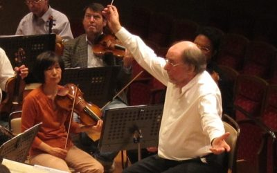 Many Happy Returns to Sir Roger Norrington, 86 today.