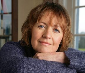 Many Happy Returns to composer Sally Beamish, 64 today.