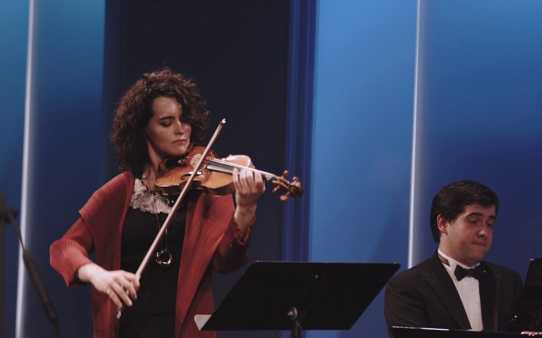 Ateş Orga, Festival Wanderer – 4: Chopin and His Europe from Beethoven to Chopin – Warsaw – Alena Baeva & Vadym Kholodenko [live webcast]
