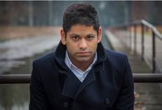Alpesh Chauhan appointed Associate Conductor of the BBC SSO.