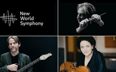 Michael Tilson Thomas To Be Featured by IDAGIO Conducting Berlioz-Mackey's Harold in Italy, Performed by Tabea Zimmermann and New World Symphony, August 21.