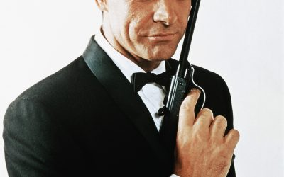 Many Happy Returns to Sir Sean Connery, 90 today.