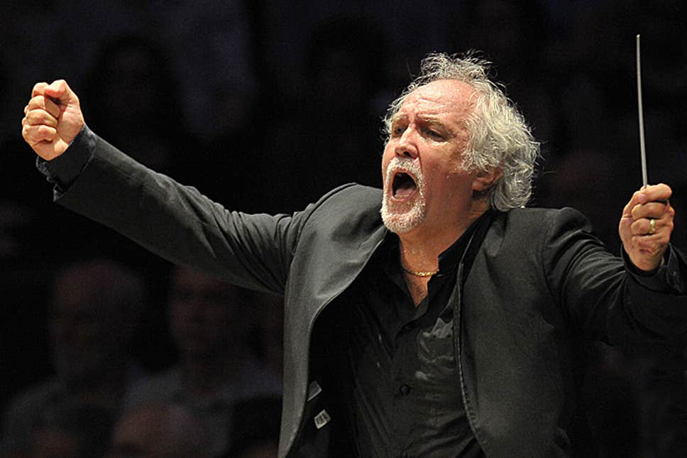 BBC Proms 2020 – Donald Runnicles conducts Richard Strauss's Salome, with Nina Stemme.