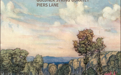 RELEASED TODAY, August 28: Piano Quintets by Frédéric d'Erlanger and Thomas Dunhill – Piers Lane & Goldner String Quartet [Hyperion]