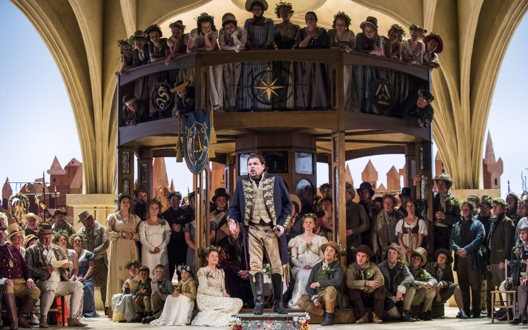 Glyndebourne Open House: final titles announced, Fairy Queen and Meistersinger.