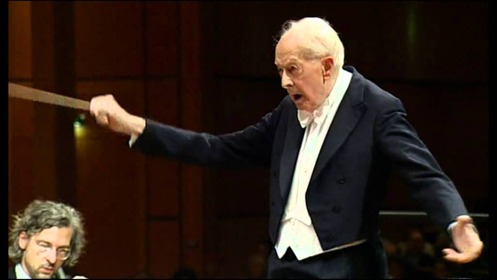 BBC Proms 2020 – Günter Wand conducts the BBC Symphony Orchestra in Bruckner 8.