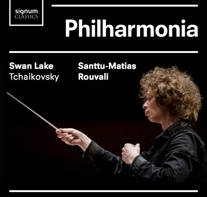 RELEASED TODAY, September 4: Philharmonia Orchestra – Santtu-Matias Rouvali conducts selections from Swan Lake [Signum]