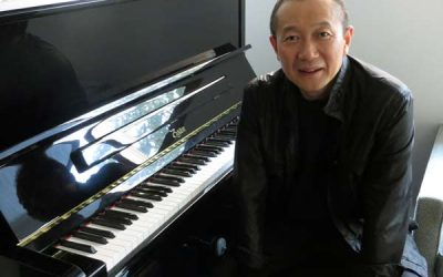 Many Happy Returns to composer-conductor Tan Dun, 63 today.
