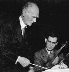 For those of us deprived of Basil Cameron during BBC Proms 2020… here he conducts Delius's Brigg Fair with the LSO from the 1957 season.