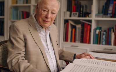TODAY: Bernard Haitink film this Saturday, September 26.