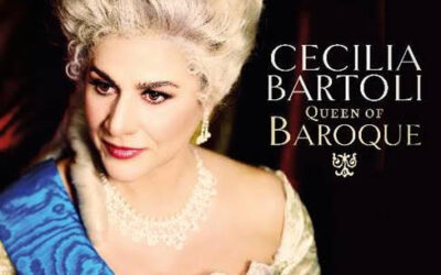'Queen of Baroque' Cecilia Bartoli Unveils New Album (Out 27th Nov).