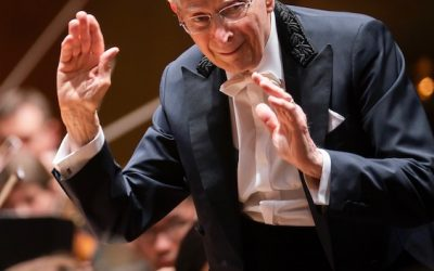 Herbert Blomstedt, now 93, to conduct the Vienna Philharmonic in (lucky) seven concerts: September 24-October 5.
