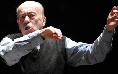 Sad news: Polish conductor & composer Jan Krenz dies at the age of 94.