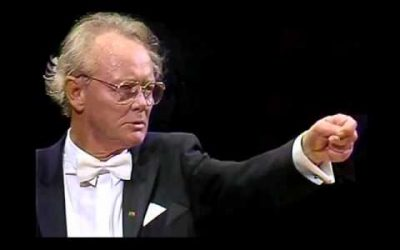 BBC Proms 2020 – Klaus Tennstedt conducts Beethoven 9.
