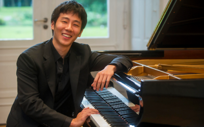 Soohong Park wins Guildhall School's Gold Medal 2020.