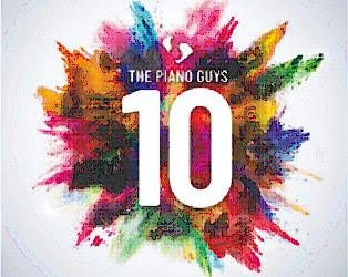 The Piano Guys : Release of New Album '10' in Celebration of Tenth Anniversary as a Group – Single Out Today – Album Available Friday, November 20.