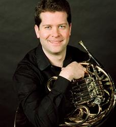 Many Happy Returns to horn-player David Pyatt, 47 today.