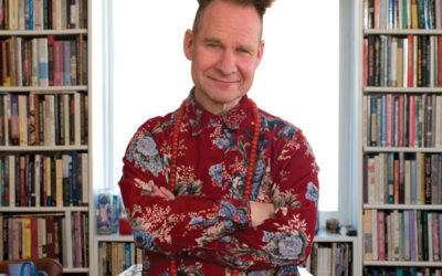Many Happy Returns to director Peter Sellars, 63 today.