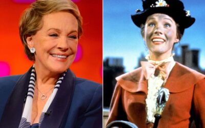 Many Happy Returns to Dame Julie Andrews, 85 today.