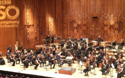 BBC Symphony Orchestra turns 90 today since its first concert and broadcast, Adrian Boult conducting.