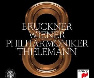Christian Thielemann records Bruckner 8 with the Vienna Philharmonic for Sony Classical.