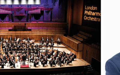 London Philharmonic Orchestra awarded grant of £650,000 by the Culture Recovery Fund.