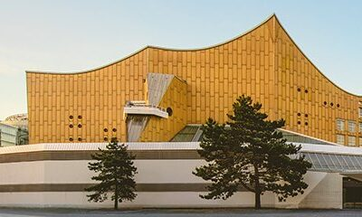 Closure of the Main Auditorium and the Chamber Music Hall of the Philharmonie Berlin due to new regulations.